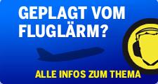 Infos zum Thema Fluglaerm