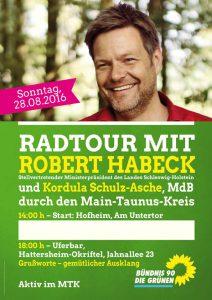 Radtour Habeck